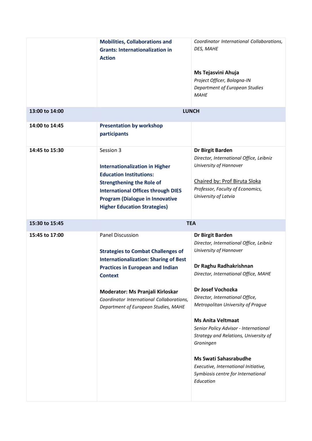 MHEM- Program Schedule-2